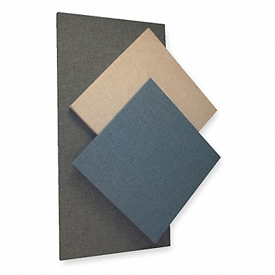 Acoustic Panel Fabric Blue 8 sq. ft.