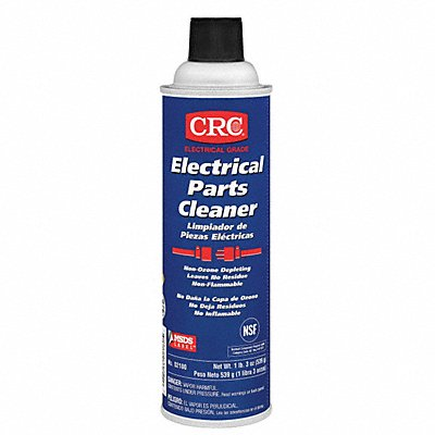 Electrical Parts Cleaner 19oz. Can