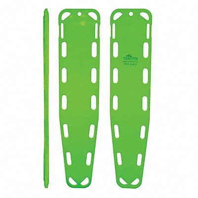 Spineboard Green