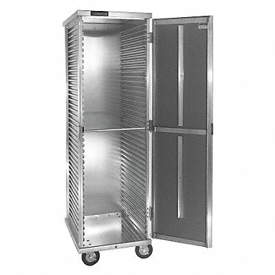 Non-Insulated Transport Storage Cabinet