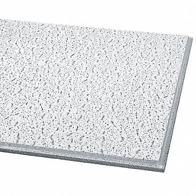 Ceiling Tile 24 W 24 L 5/8 Thick PK16