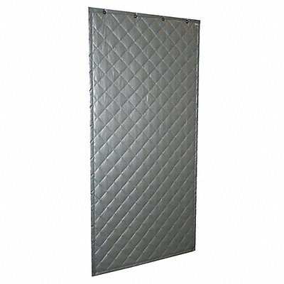 Wall Blanket Noise Absorbing Gray