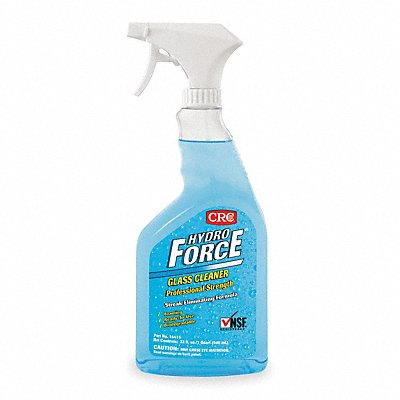 Glass Cleaner Spray Bottle 32 oz.
