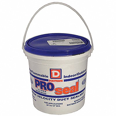 Low VOC Duct Sealant 1 gal Gray