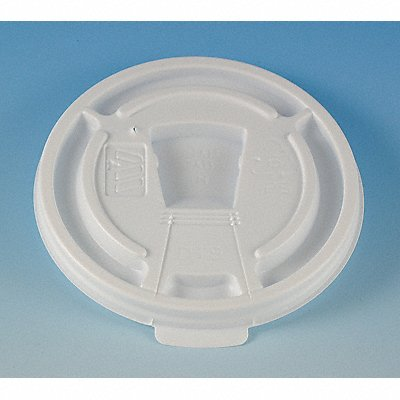 Hot Cup Lid Type Tear Back PK1000