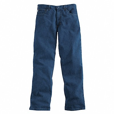 Pants Blue Cotton 38 x 34 In.