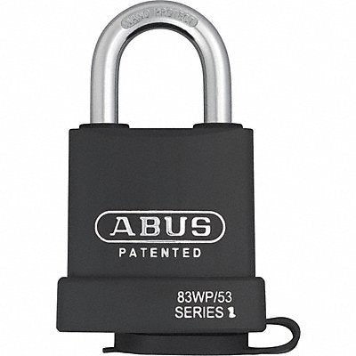 Keyed Padlock Alike 2-1/4 W