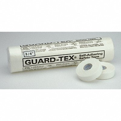 E1700 Safety Tape White 3/4 x 30 yd. L PK16