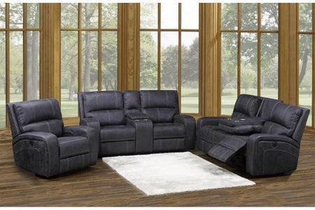 Perth Power Recliner Sofa Set - 8279