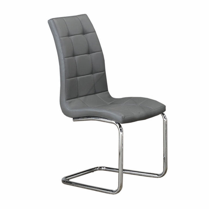6 Piece Grey Dining Chair - C-1752