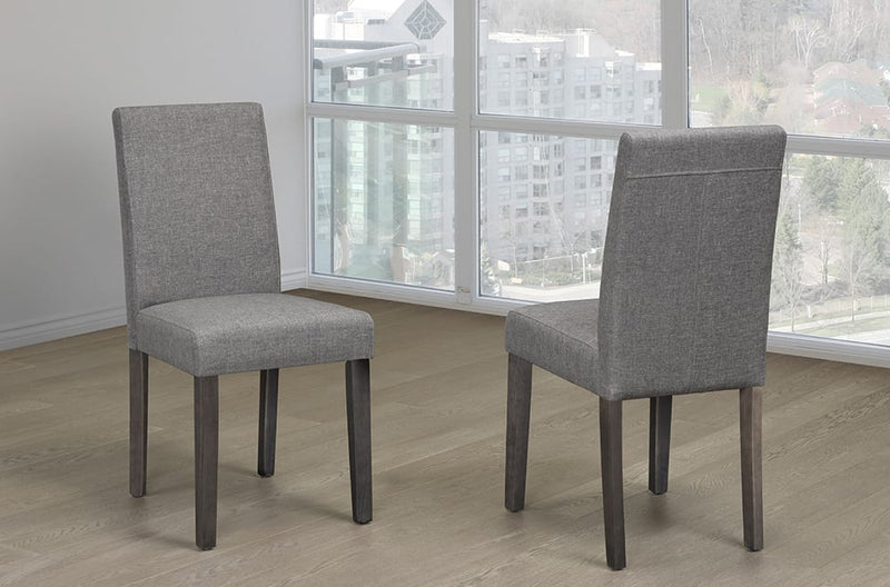 2 Piece Dining Chair T249