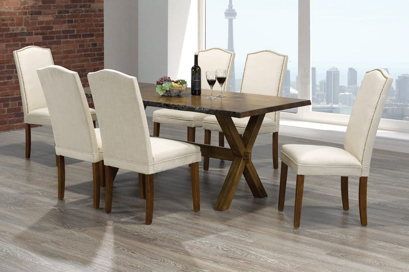 7 Piece Dining Set T3036/230