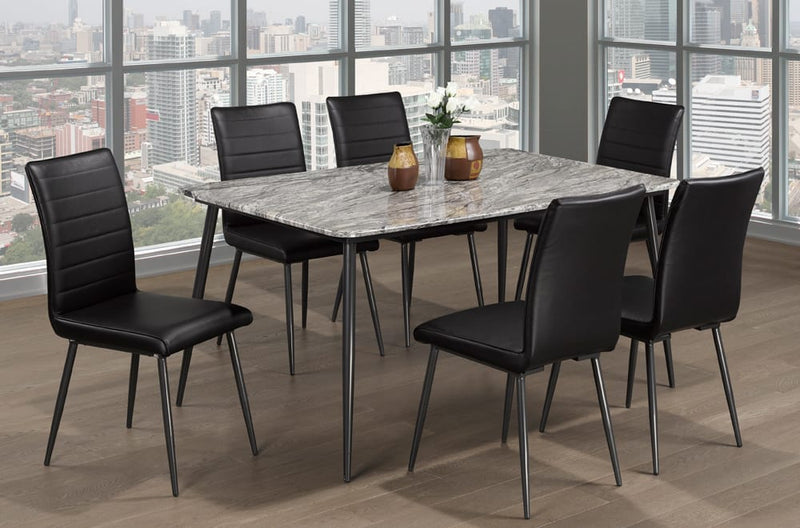 7 Piece Dining Set T3207