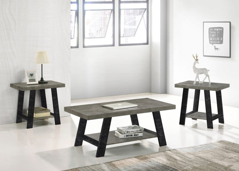 3 PC Coffee Table Set - T5069