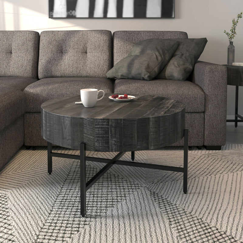 Blox Coffee Table in Grey