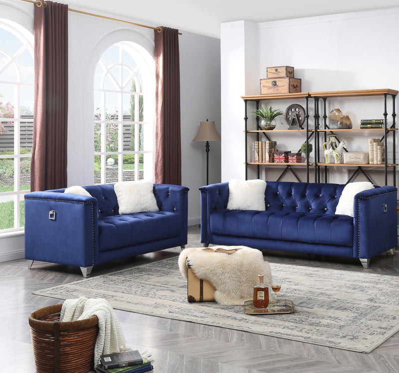 russel sofa and loveseat