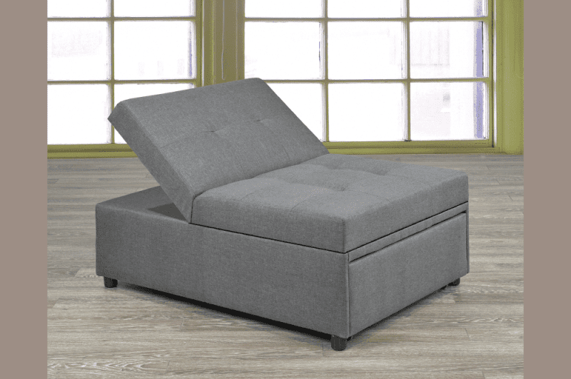 Transformable Ottoman/Chair/Bed T-1800