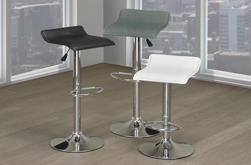 2 Piece Bar Stool (Grey) T3275G