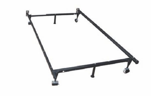 Bed Frame 39″/54″/60″(4 Wheels, 2 Glides) T51