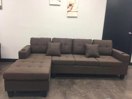 brown sectional sofa 2