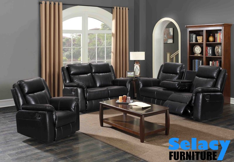 Emma Recliner Sofa Set