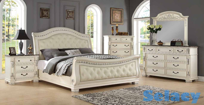 Complete Bedroom Set - Turkey Queen/ King