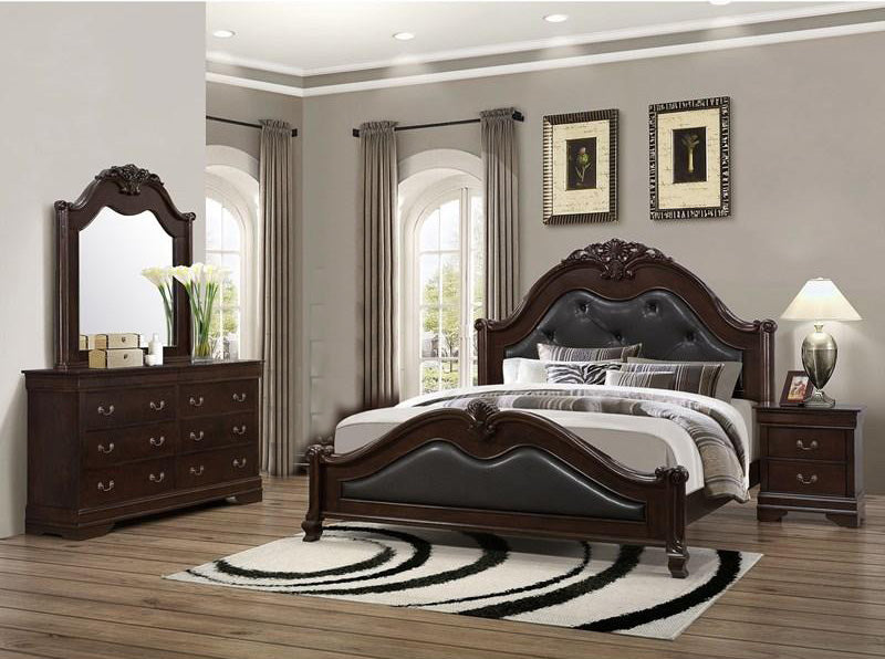 Victoria Bedroom Set - 6 PC
