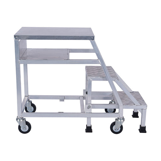 Safe Two Step Trolley