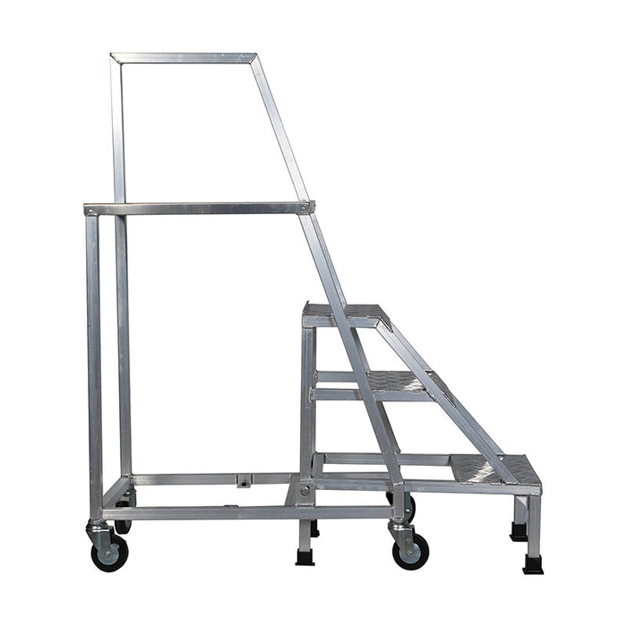 Safe Three Step Trolley