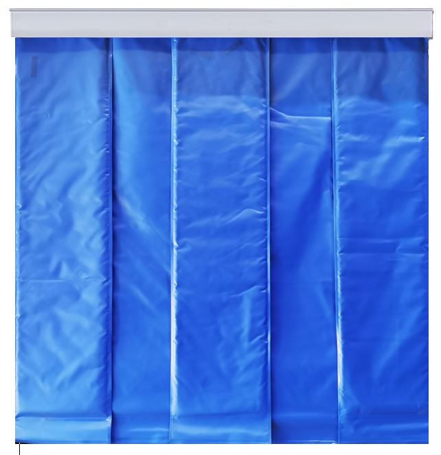 Cold Stop® Insulated Curtains - 2150mm x 470mm