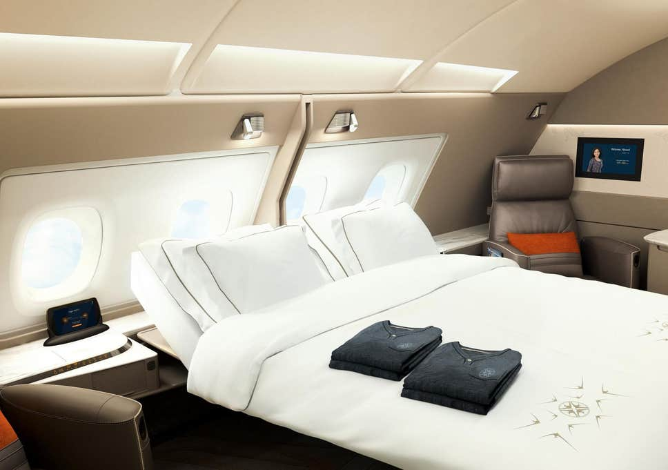 Business Class and Beyond: Ultra-Luxury Air Travel