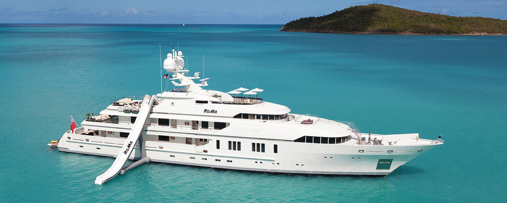 Big Boy's Toys: The Superyacht Gadgets Of The Global Elite