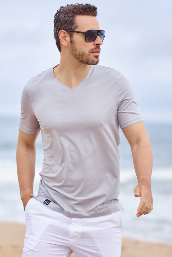 Men's Classic T Shirts Luxury Island Wear