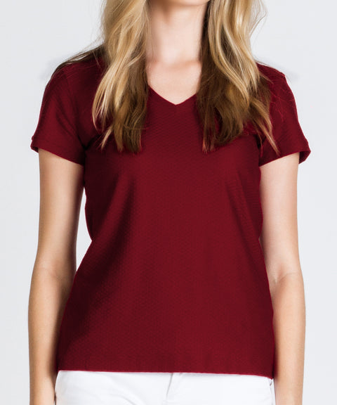 Women's Designer Tops Cotton Tee Shirt