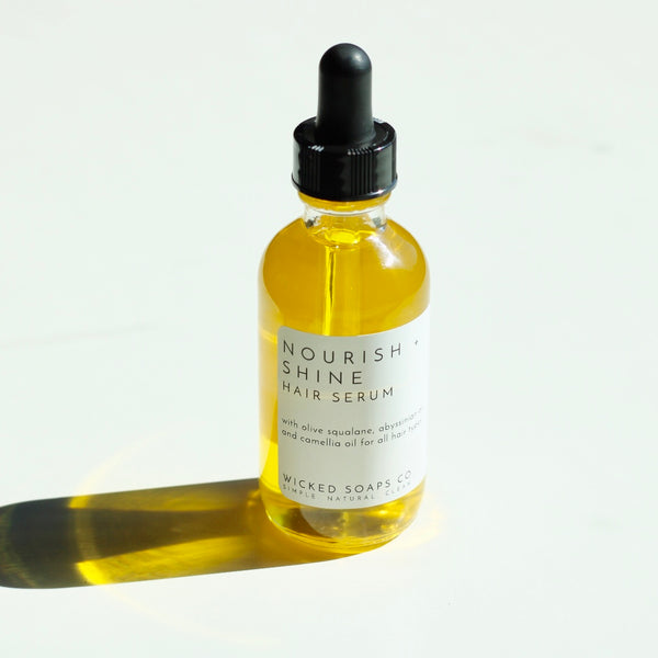 Nourish + Shine Hair Serum