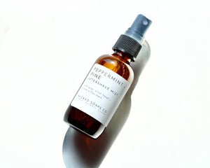 Peppermint + Pine Aftershave Mist