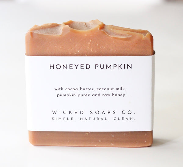 Honeyed Pumpkin Artisan Soap