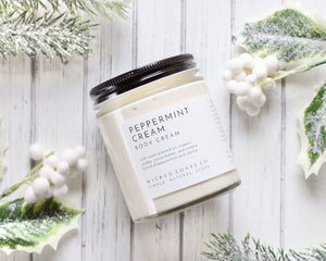 Peppermint Cream Body Cream