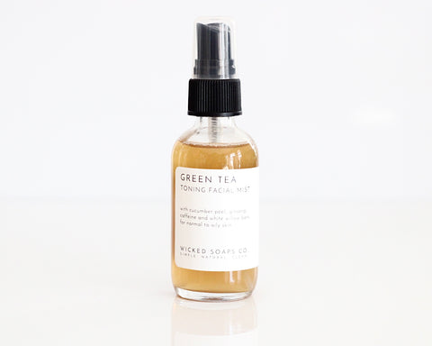 Green Tea Toning Facial Mist