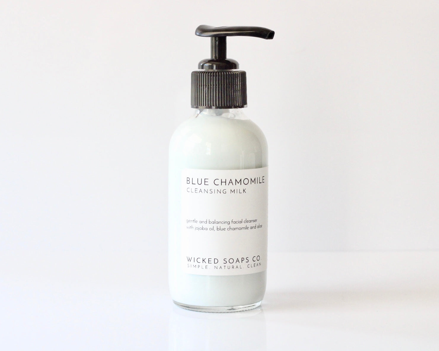 Blue Chamomile Cleansing Milk