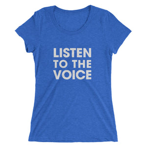 Listen To The Voice T-Shirt