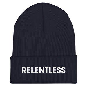 Relentless Cuffed Beanie