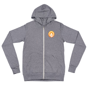 Trust and Surrender Lightweight Hoodie
