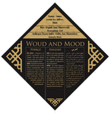 UNIQUE'E LUXURY WOUD AND MOOD 100 ml - UNIQUE'E LUXURY