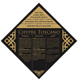 UNIQUE'E LUXURY CHYPRE TOSCANO 100 ml - UNIQUE'E LUXURY