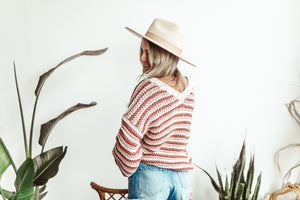 Galentines Knit Sweater