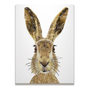 """The Hare"" Skinny Canvas Print"