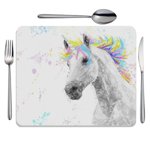 """The Unicorn"" Placemat - Andy Thomas Artworks"