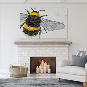 """The Bee"" Massive Canvas Print - Andy Thomas Artworks"