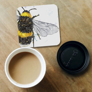 """The Bee"" Coaster - Andy Thomas Artworks"